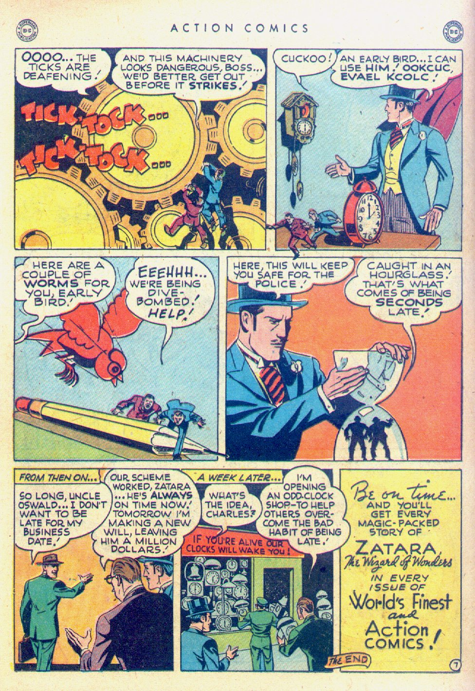 Action Comics (1938) 113 Page 21