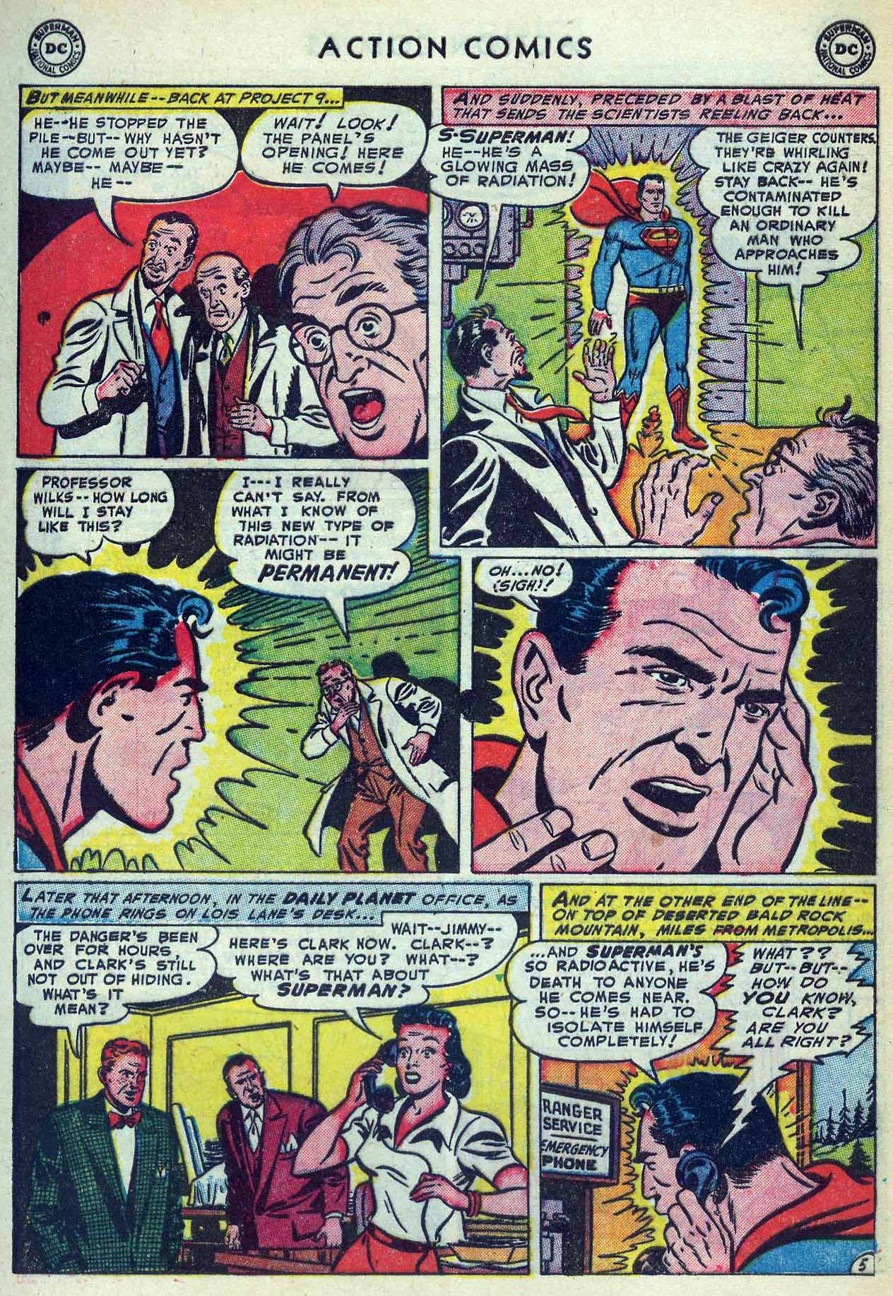 Action Comics (1938) 188 Page 6