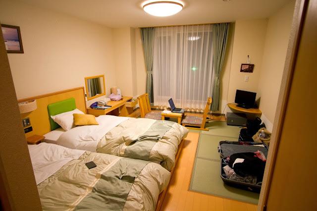 北海道自由行-Rausu-Daiichi-Hotel