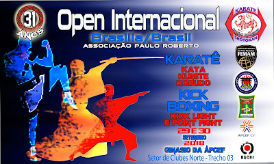 Open Brasília de Artes Marciais