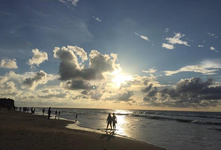 miri sarawak tusan beach