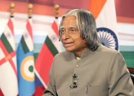 ApJ Abdul kalam an inspiration to youth essay