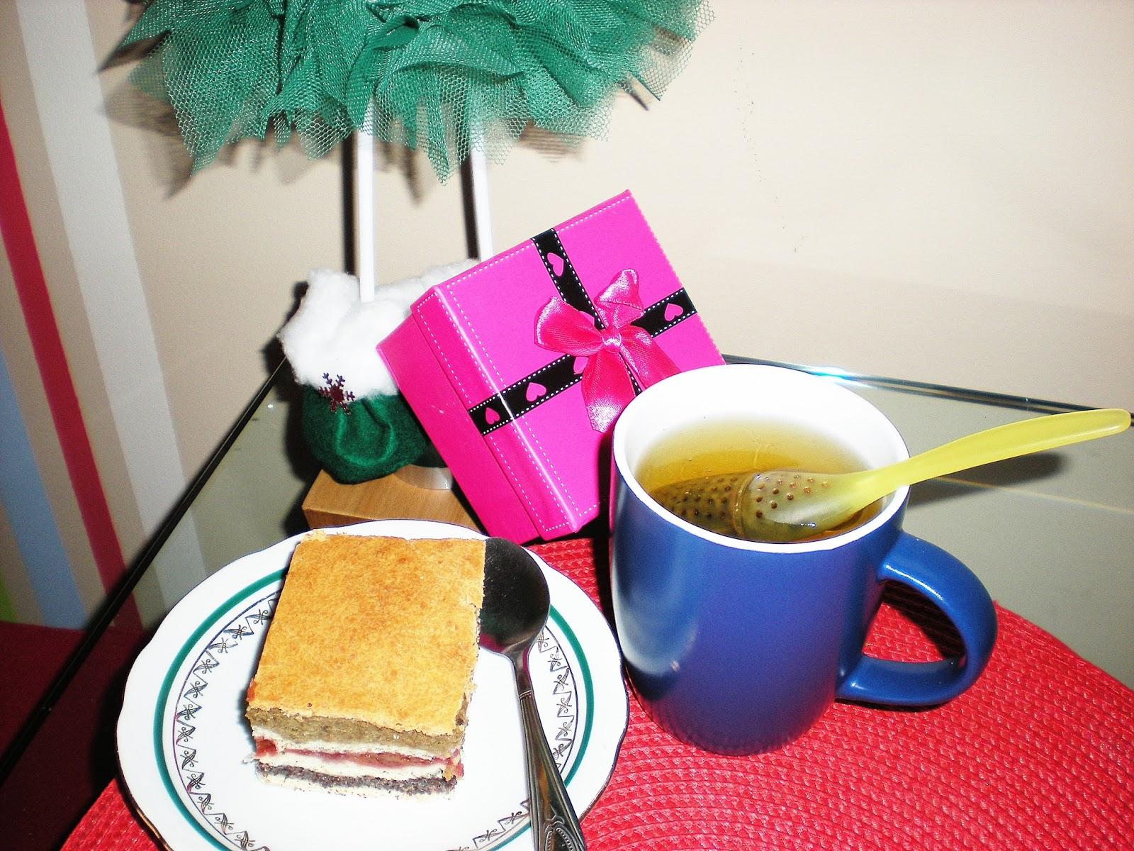 Najlepszy sposób na picie liściastej herbaty :)