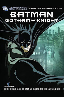 Batman Gotham Knight 2008 English 720p BRRip ESub 550MB