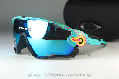 9592cdec9f oo9290-3931 Jawbreaker crystal pop + prizm ruby iridium  295 lens pre  coated with Oakley hydrophobic nano solution complete set with vault