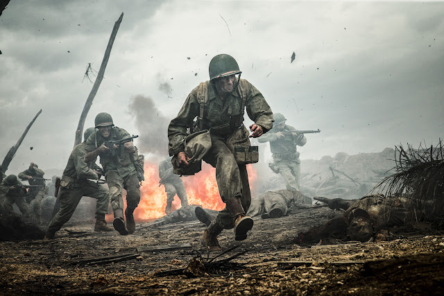 Hacksaw Ridge Andrew Garfield 1