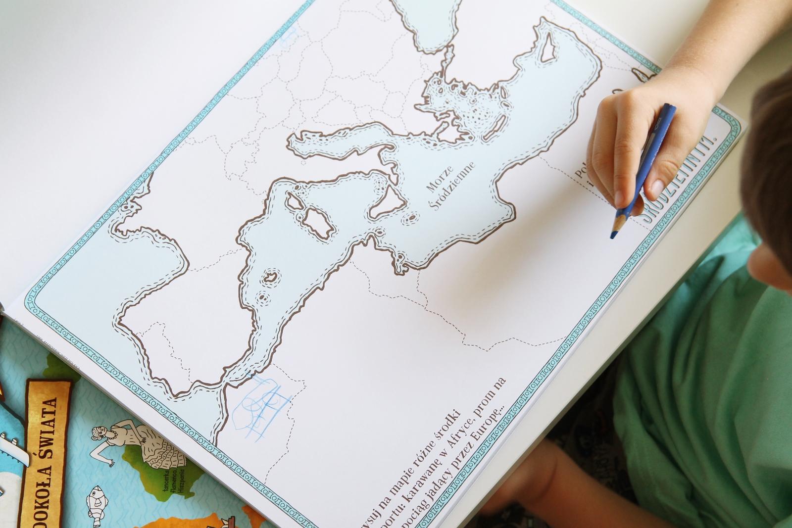 Zabawy z geografią