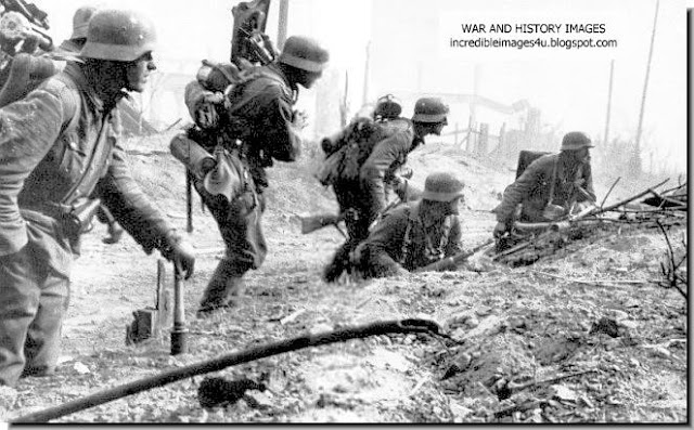 the german attacks on stalingrad To mark the victory of the soviet union at stalingrad, fight back news read the mao zedong article on battle of stalingrad with the german attack on.
