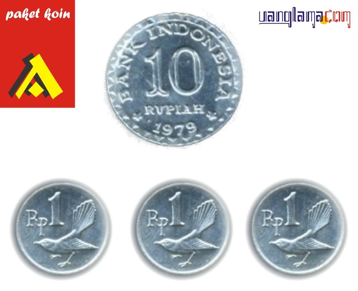 Paket Koin 13 Rupiah A