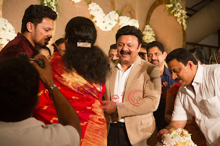 actor lalu alex sons wedding