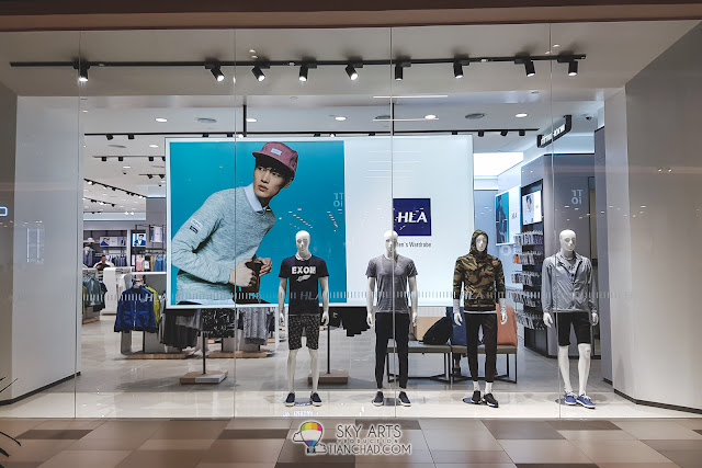 HLA Fashion Brand in MyTOWN Shopping Centre