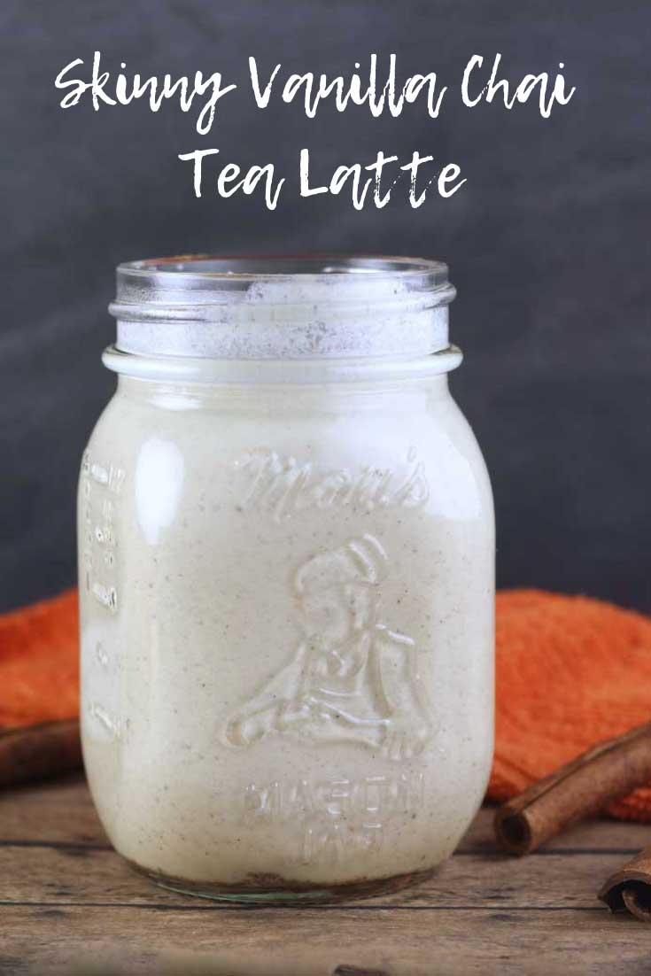 skinny vanilla latte recipe