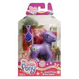 My Little Pony Star Dasher Jewel Ponies  G3 Pony