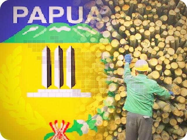 Pemprov Papua Dukung Keberadaan Pabrik Pengolahan Kayu