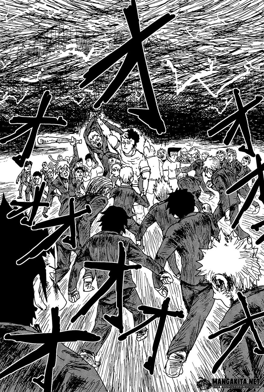 Mob Psycho 100 Chapter 12-15