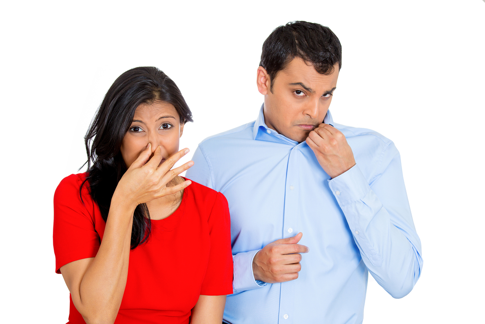 Cara Mengobati dan mencegah bau badan