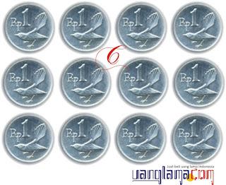 Paket Koin 12 Rupiah C
