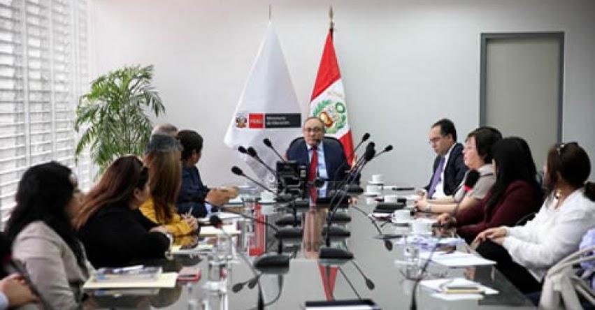 MINEDU: Mayoría de colegios públicos de Lima y Callao terminará esta semana el año escolar - www.minedu.gob.pe