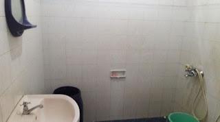 Kamar Mandi Plus Water Heater Listrik