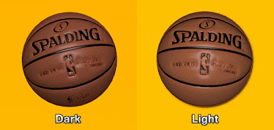 NBA 2K14 Next-Gen Style Spalding Ball