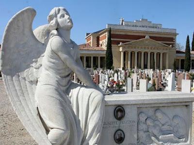 Monumental Cemetery of Verona (Italy)