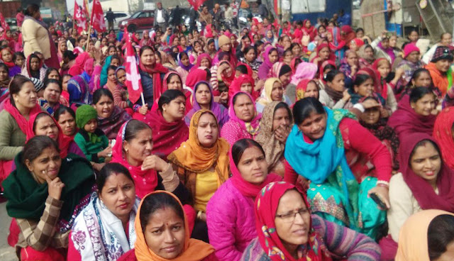 Hope workers will fill the jail on January 30, the memorandum of Union Minister of State, Mr. Krishan Pal Gurjar
