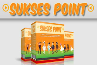 Sukses Point Bundle Animasi Karakter