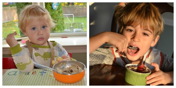 muesli for kids