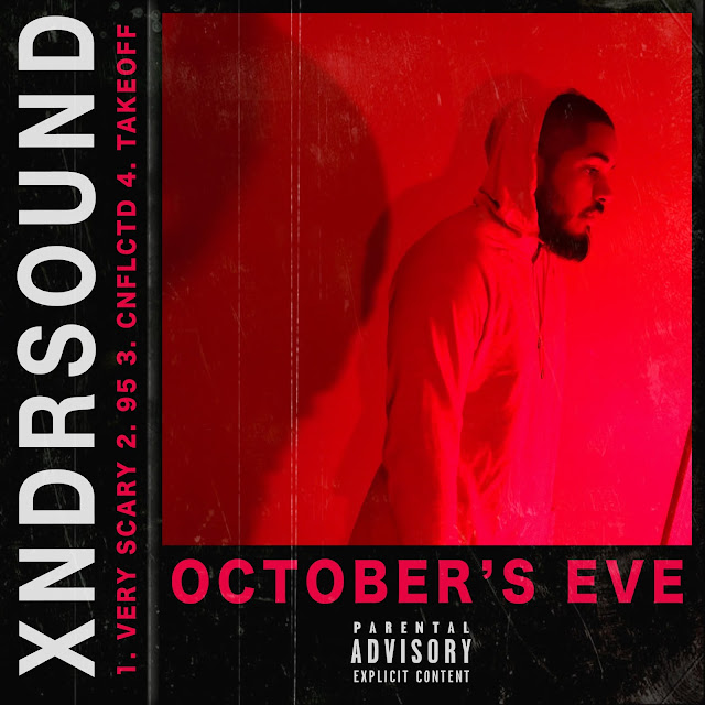"XNDRSOUND 4-track new wave alternative R&B project ""October's Eve"""