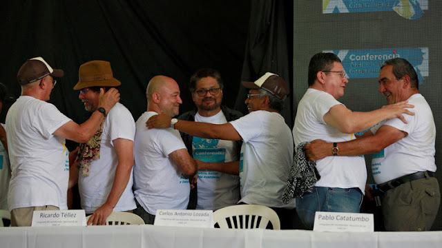 Las FARC tendrán su partido político en mayo de 2017 si se implementan los acuerdos de paz