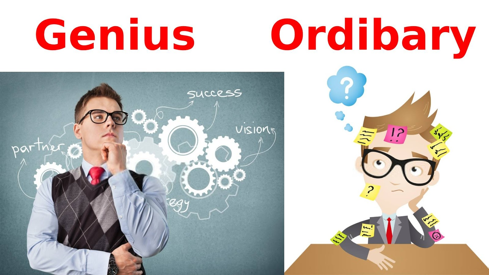 10 Signs You May Actually Be A Genius And Body Signs Of Genius Signs Of Genius In Adults