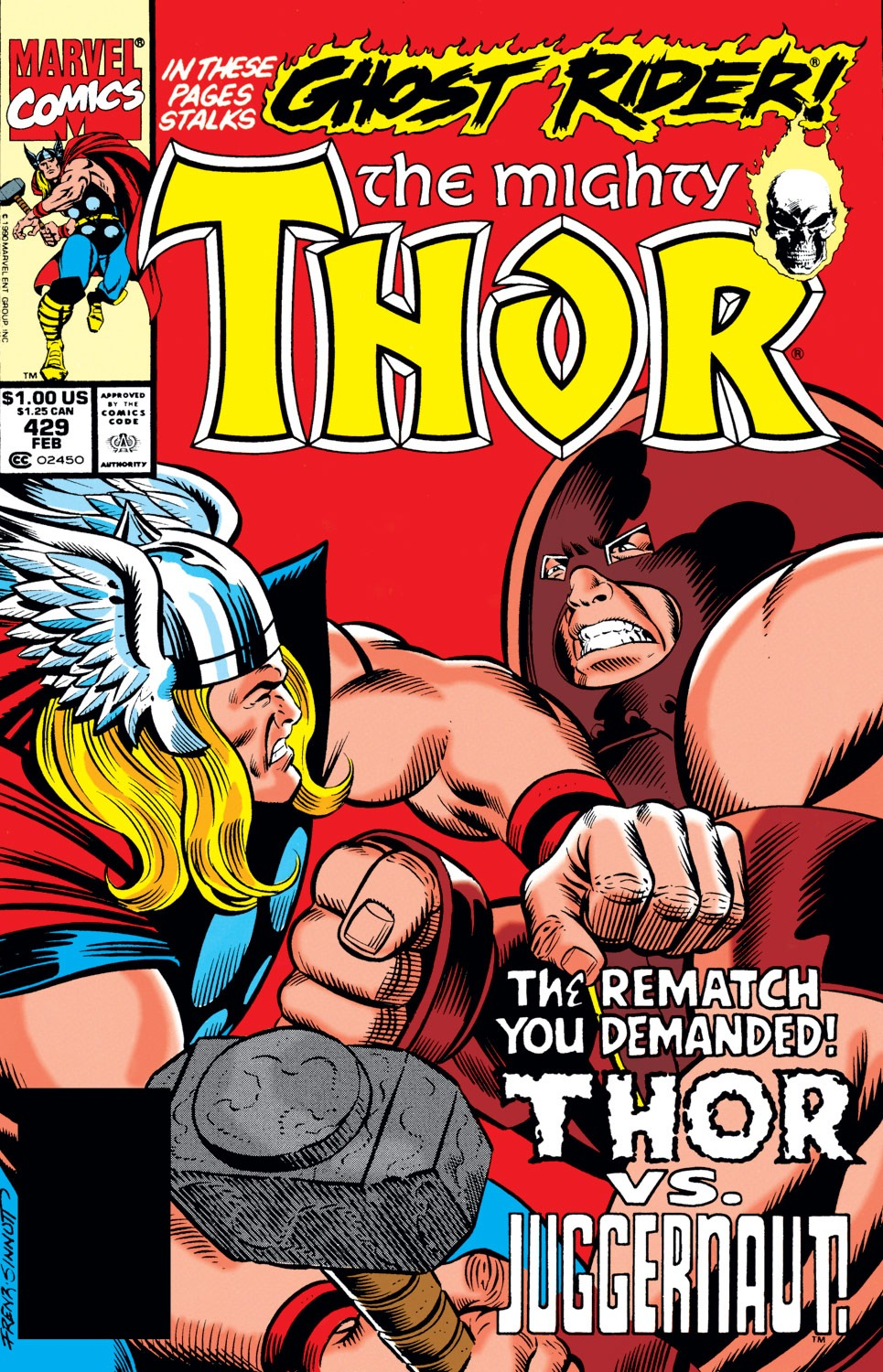 Thor (1966) 429 Page 1