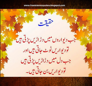 great islamic urdu quotes wallpaper