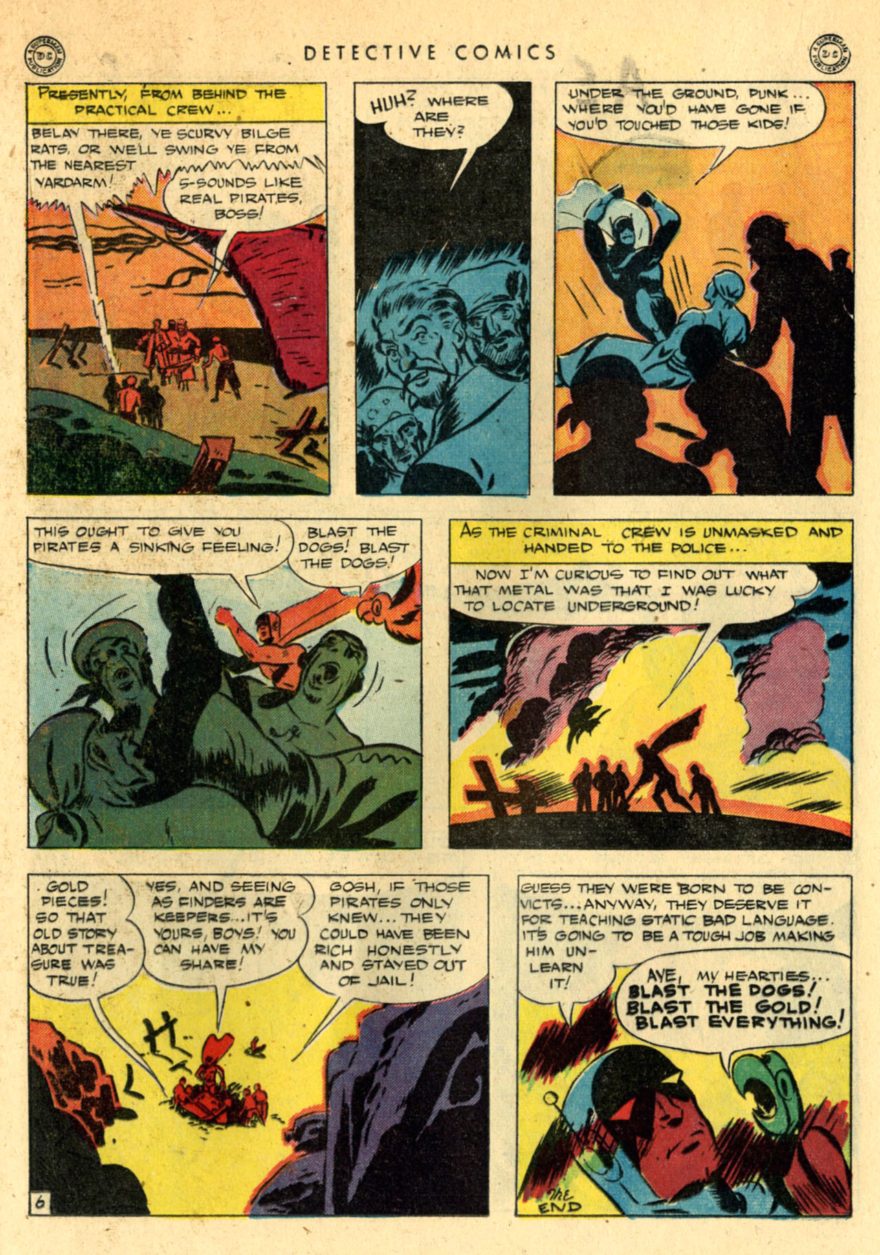 Read online Detective Comics (1937) comic -  Issue #111 - 22