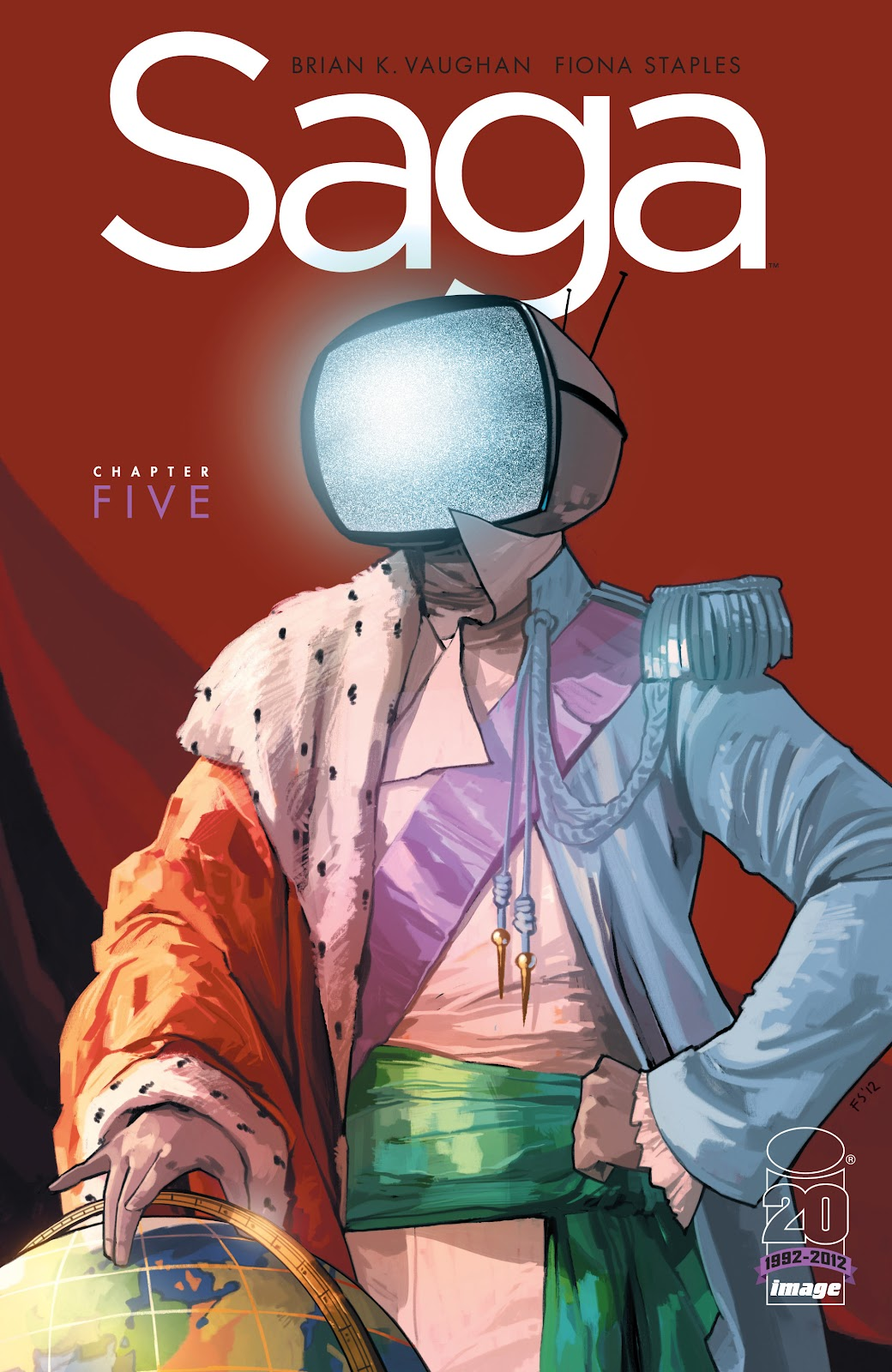 Saga issue 5 - Page 1