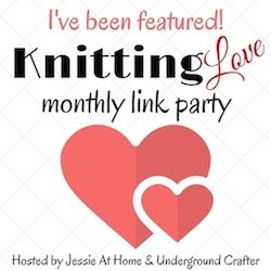 Knitting Love Link Party