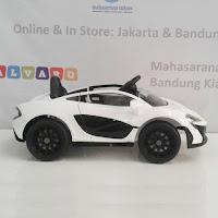 Mobil Mainan Aki Pliko PK3878N McLaren P1-Lisensi