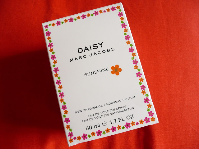 Marc Jacobs Daisy Sunshine Summer Floral Fruity Perfume Fragrance