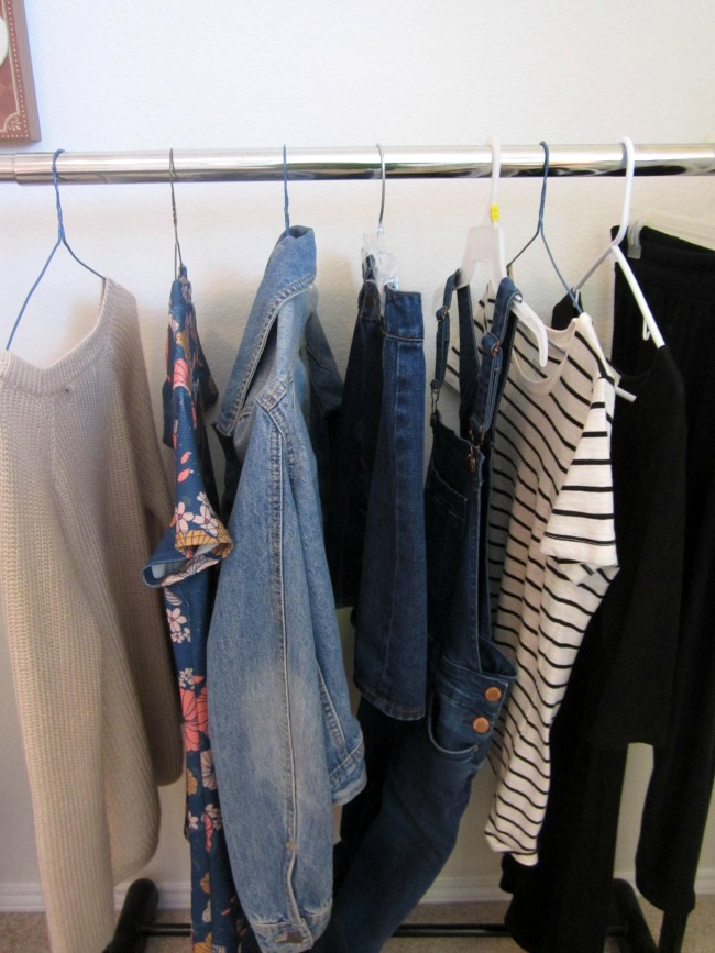 Clean Out Your Closet & Stay Sane