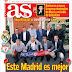 Así vienen las portadas de la prensa deportiva del jueves 24 de mayo de 2018