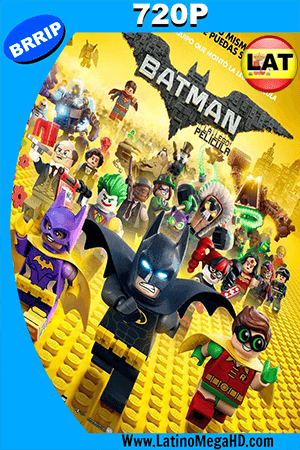 LEGO Batman: La Pelicula (2017) Latino HD 720p ()