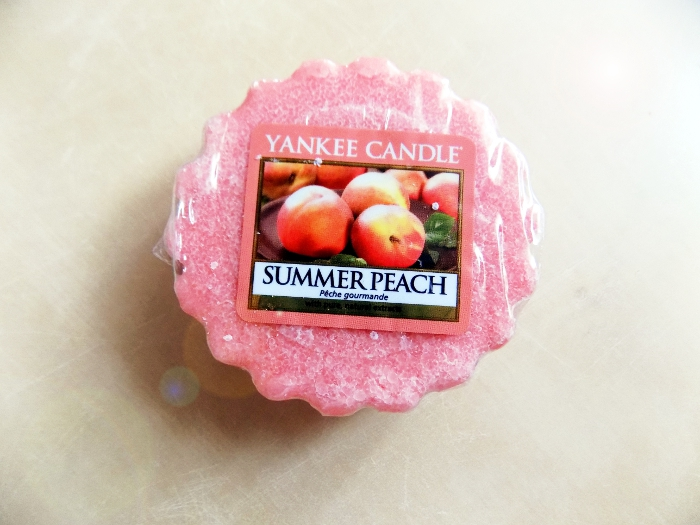 Yankee Candle- Summer Peach