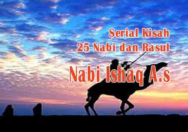 Nabi Ishaq as