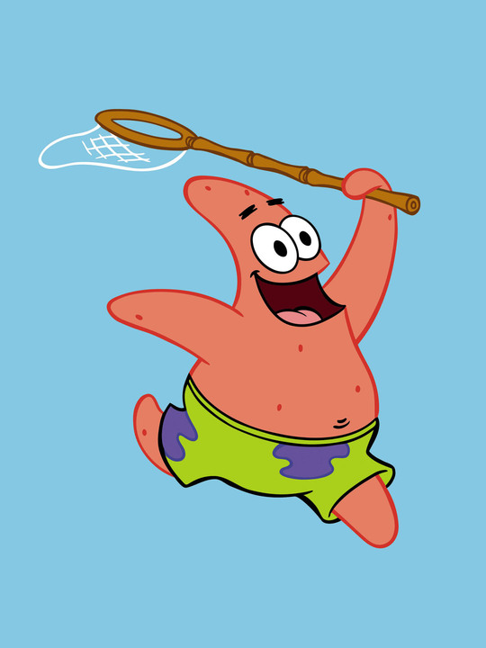 patrick spongebob
