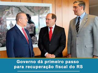 Eliseu Padilha recuperação fiscal do RS