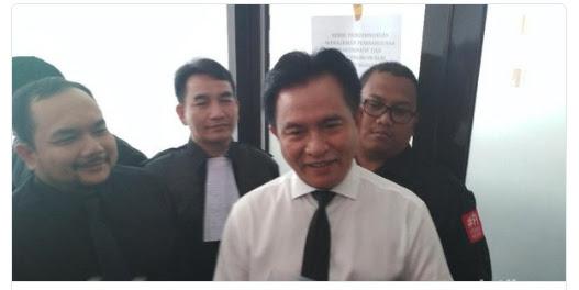 Yusril SKAK MAT Jaksa : Tak Ada Unsur Pidana di Dakwaan Buni Yani