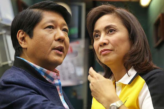 Inquirer poll: 'People favor Bongbong over Leni in election protest'