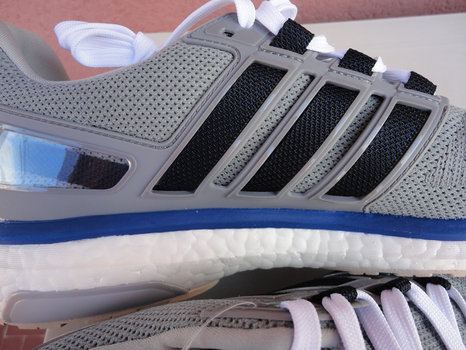 Filippo Running and Much More: Adidas Energy Boost L
