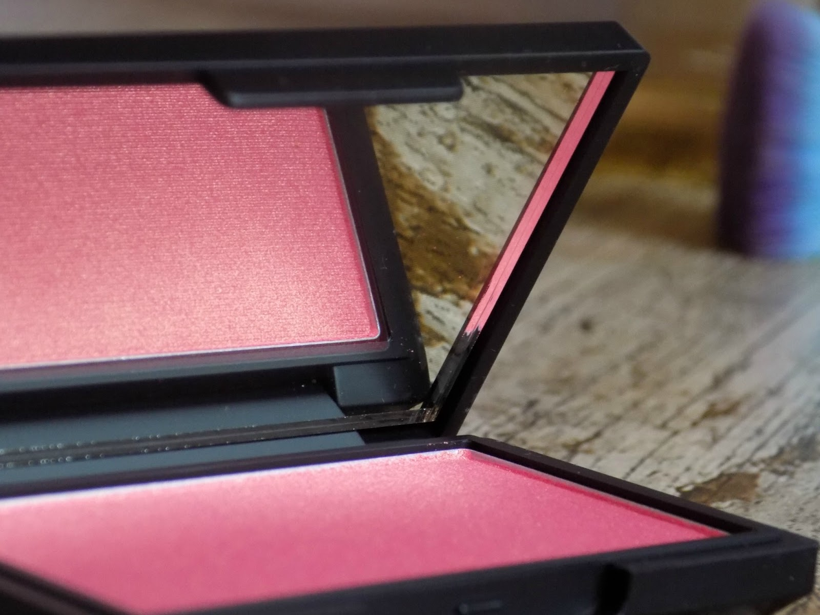 Sleek makeup rose gold blush review
