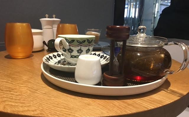 Charisma Workshop, Melbourne, earl grey tea